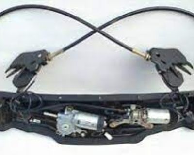 Converible motor and cable assembly