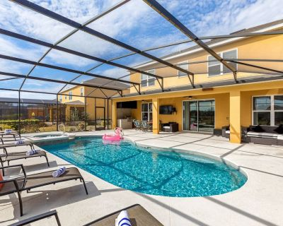 NEW OUTDOOR GRILL,Large South POOL, great service,Near DISNEY'S area +more !!!!! - Watersong