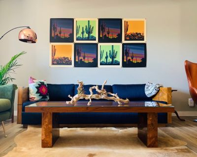 Pet Friendly - Fabulously Decorated - Sparkling Clean - Heated* Pool - 48-Hour Cancellation - TDH - Tempe