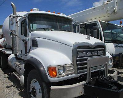 2005 MACK CV713 Concrete Mixer, Pump Trucks Truck