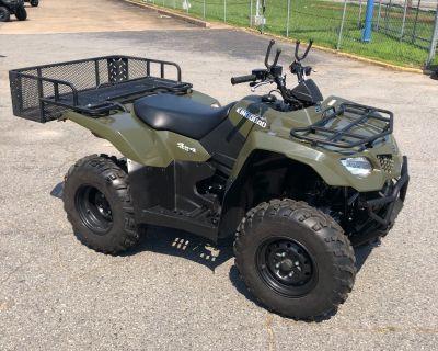 2016 Suzuki KingQuad 400FSi ATV Utility Little Rock, AR