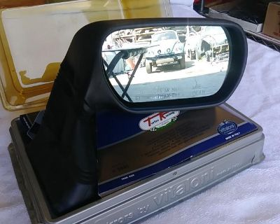 Passenger Vintage Turbo Racing Mirror By Vitaloni