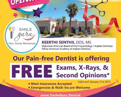Smile Guru - Grand Opening