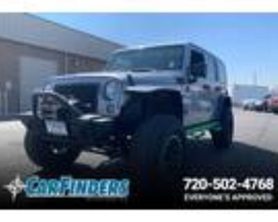 2014 Jeep Wrangler Unlimited Sport for sale