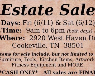 Sparks Estate Sale