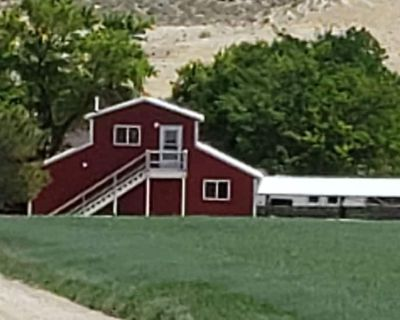Barn Condo on working cattle ranch remote location - Murphy
