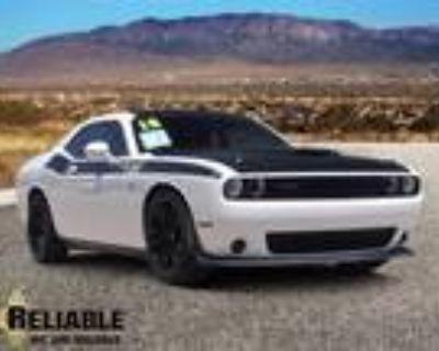 2018 Dodge Challenger White, 24K miles