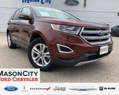 Used 2016 Ford Edge 4dr AWD