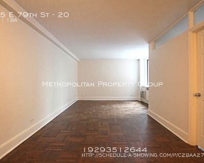 Amazingly Renovated Upper East Side 1 Bdrm w/ Gym / lounge and beautiful luxury lobby!