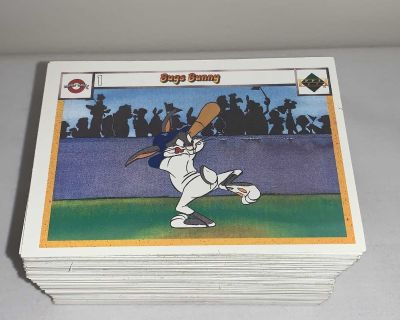Complete 1990 Looney Tunes Trading Cards 1-594