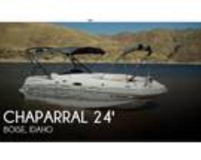 23 foot Chaparral 232 Sunesta