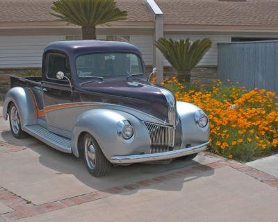 1940 Ford 1/2 Ton Pickup All-Steel Pickup Truck V8