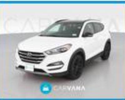 2017 Hyundai Tucson White, 93K miles