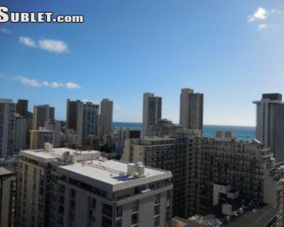 $2400 1 apartment in Waikiki