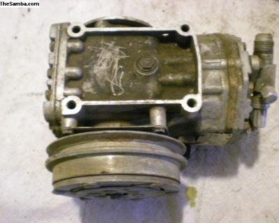 porsche 911 A/C compressor
