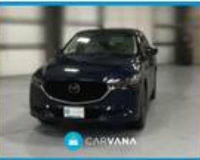2018 Mazda CX-5 Blue, 20K miles