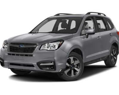 Pre-Owned 2018 Subaru Forester 2.5I PREMIUM EYES