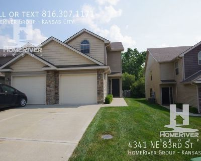 3 Bed 2.5 Bath Townhome in North KC COMING SOON!