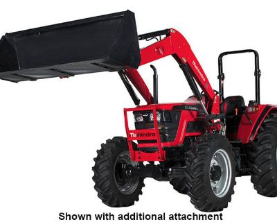 2021 Mahindra 6075 Power Shuttle Utility Tractors Purvis, MS