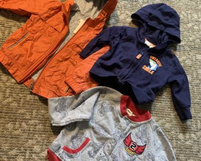 Baby clothes kit