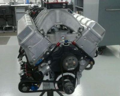 Chevy Sb2 Small Block Aluminum Block Race Engine- Freshly Rebuilt