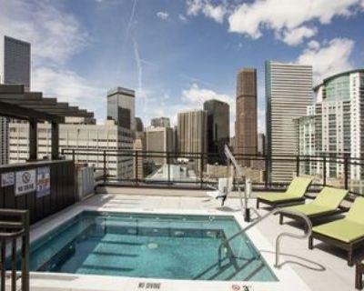 1776 Grant Street #735, Denver, CO 80203 1 Bedroom Apartment