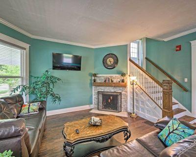 New! Historic Noblesville Home w/ Private Yard! - Noblesville