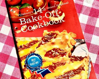 Pillsbury's 14th ('63) Grand National Bake-off Cookbook (Mail It? Paypal it! Click Link)