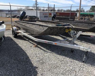 2021 EDGE DUCK 753 DIAMONDBACK Boat Afton, OK