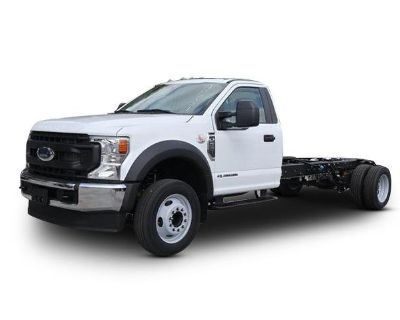 2021 FORD F550 Cab and Chassis Trucks Truck