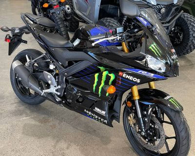 2021 Yamaha YZF-R3 ABS Monster Energy MotoGP Edition Sport Danbury, CT