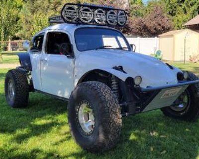 1968 VW Baja bug