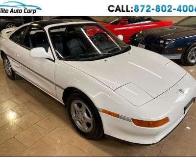 1991 Toyota MR2 Turbo T-Bar coupe