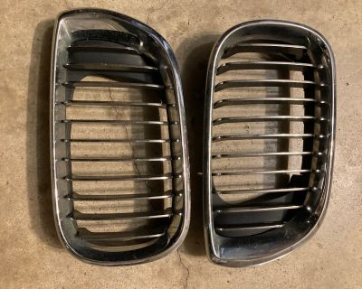 FS: Sedan grilles- free to a good home