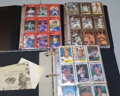 FT MYERS ONLINE AUCTION. BASEBALL CARDS, FURNITURE, AND MUCH MORE! EVERYTHING STARTS AT $1.00