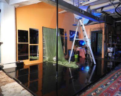 Arts District Loft With Dance Floor, Los Angeles, CA