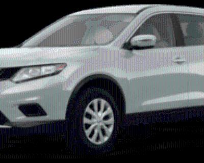 2016 Nissan Rogue S
