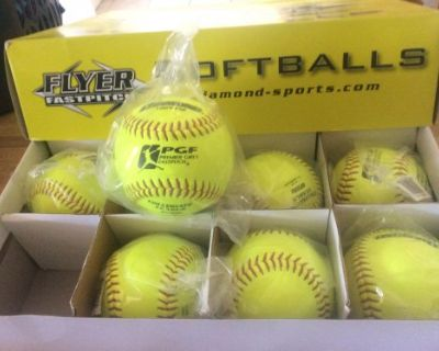 In Tucson - never used Diamond balls & New Balance cleats