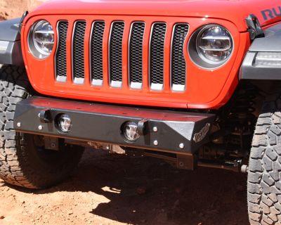 "[NEW PRODUCTS] 25lb 1/4"" Thick Aluminum JL/JT Front Bumpers!"