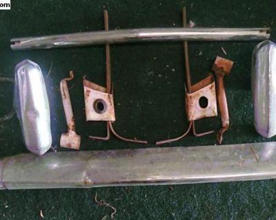 Karmann Ghia Bumper Pieces $10 Bucks Each!