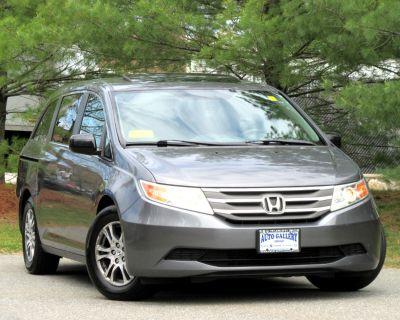 Used 2012 Honda Odyssey 5dr EX-L LEATHER DVD ENTERTAIMENT