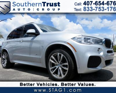 Used 2015 BMW X5 AWD 4dr xDrive35i