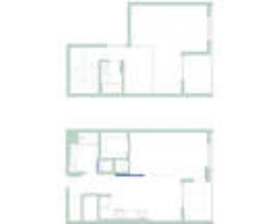 El Centro Apartments and Bungalows - Plan 5 - 1 Bedroom Penthouse