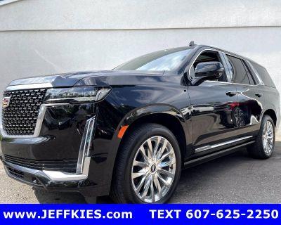 2021 Cadillac Escalade Premium Luxury AWD