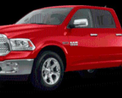 "2017 Ram 1500 Laramie Crew Cab 5'7"" Box 4WD"