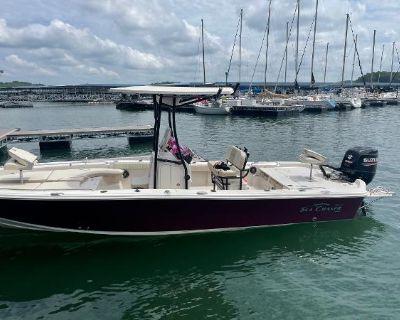 2019 Carolina Skiff 26 LX Sea Chaser