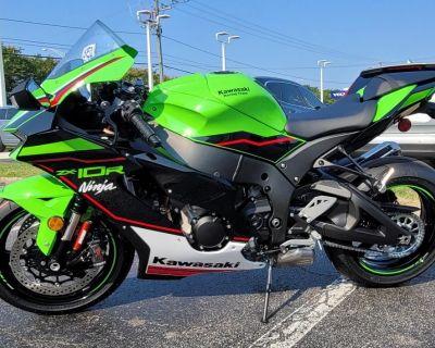 2021 Kawasaki Ninja ZX-10R ABS KRT Edition Supersport Virginia Beach, VA
