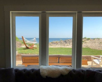 BEACH Front Mid Century Home - East Ocean View