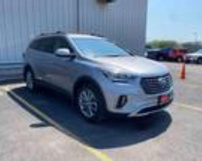 2018 Hyundai Santa Fe Blue, 22K miles