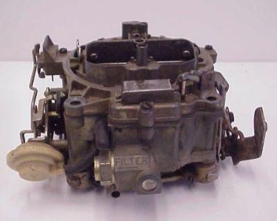 70 Ls5 Ls-5 4 Speed Quadrajet Carb Carburetor 396 454 7040205 Chevelle Corvette